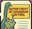 Department of Dinosaur Control (Earth-616)