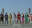 Tokusou Sentai Dekaranger (Cdswalkthrough)