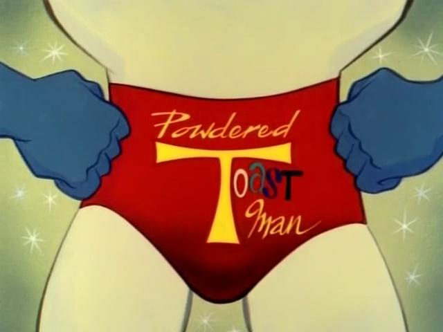 Powdered Toast Man (episode)
