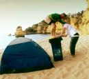 Poo Tent