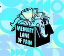 Memory Lane of Pain
