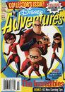 Disney Adventures Magazine cover November 2004 The Incredibles.jpg