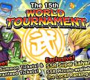 World Tournament n°15