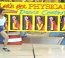 Let's Get Physical! Dance Contest