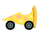 Pineapple Pizza Kart