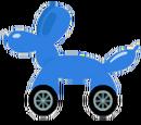 The Dog Balloon Karts