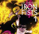 Immortal Iron Fists Vol 1 1