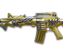 M4A1-S Prism Beast Noble Gold
