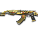 AK47-Knife Born Beast