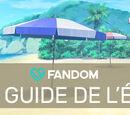 Hypsoline/Anime - le guide de l'été