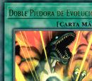 Doble Píldora de Evolución