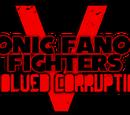 Sonic Fanon Fighters: Evolved Corruption