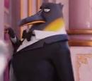 Nana Noodleman's butler