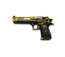 Desert Eagle-Gold Phoenix