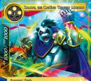 Diamond, the One-Eyed Treasury Magician