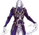 Personnages dans Castlevania: Lament of Innocence