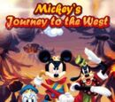 Mickey's Journey To The West