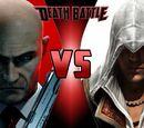 Ezio Auditore da Firenze VS Agent 47