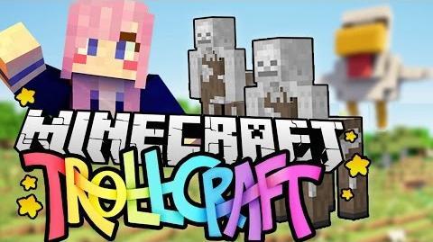Deadly Creatures! Minecraft TrollCraft Ep. 1
