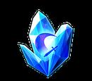 Medium Chiral Crystal: Slash