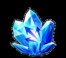 Large Chiral Crystal: Shot