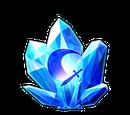 Large Chiral Crystal: Slash