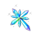 Medium Chiral Crystal: Super