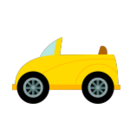 The Yellow Breezy Kart