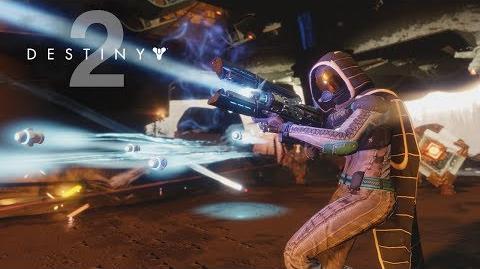 Destiny 2 Exotic Trace Rifles