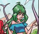 Rachel (Green Hair)