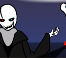 Gaster vs Frisk & Sans (Battle)