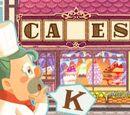 K für Kuchen