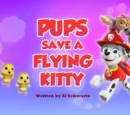 Pups Save a Flying Kitty