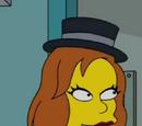Nigel's wife