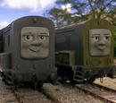 Double Diesel Trouble