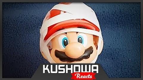 Kushowa Reacts to Mario's Amnesia - Cute Mario Bros.