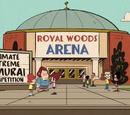 Arena de Royal Woods