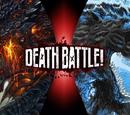 Deathwing VS Godzilla