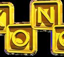 Letras K-O-N-G