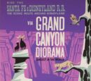 Grand Canyon Diorama