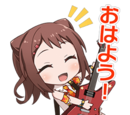 Girls Band Party!/LINE Stickers