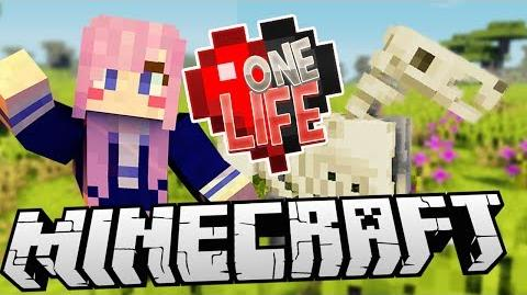 Evil Chickens Attack! Ep. 1 Minecraft One Life