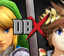 Rivalry themed DBX Fights
