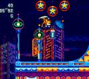 Niveaux de Sonic Mania