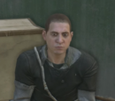 Dying Light: The Following characters
