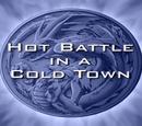 Ein heißer Kampf in einer eiskalten Stadt