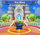 Toy Alien