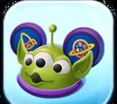 Toy Alien Ears Token