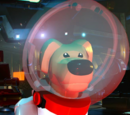 Cosmo the Space-Dog