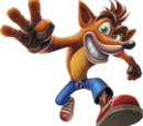 Crash Bandicoot (Canon, Character)/Adamjensen2030